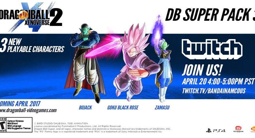 Bandai Namco To Stream Dragon Ball Xenoverse 2 DLC Pack 3 Later This Week