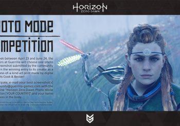 Guerrilla Games Announces A Horizon: Zero Dawn Photo Competition
