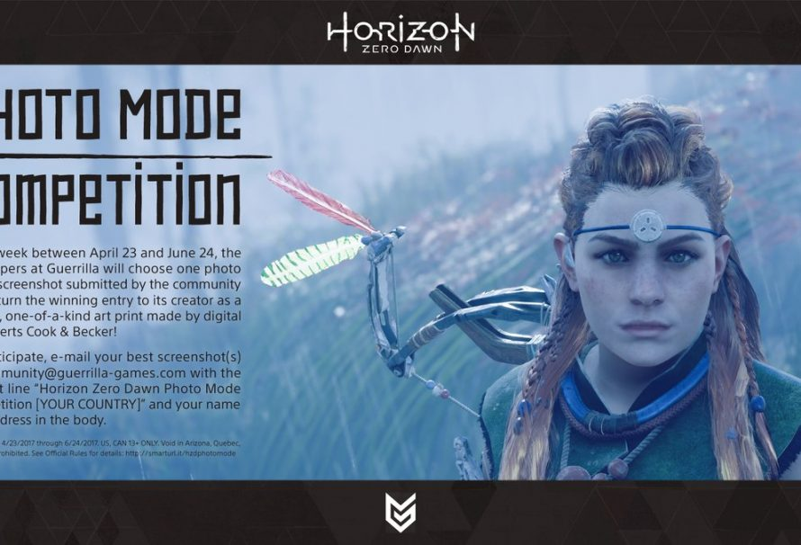 Guerrilla Games Announces A Horizon: Zero Dawn Photo Competition
