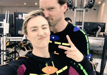 Ashley Johnson Shares Mo-cap Photo Session For The Last of Us 2
