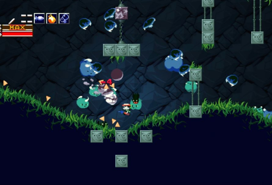 Cave Story+ announced for Switch