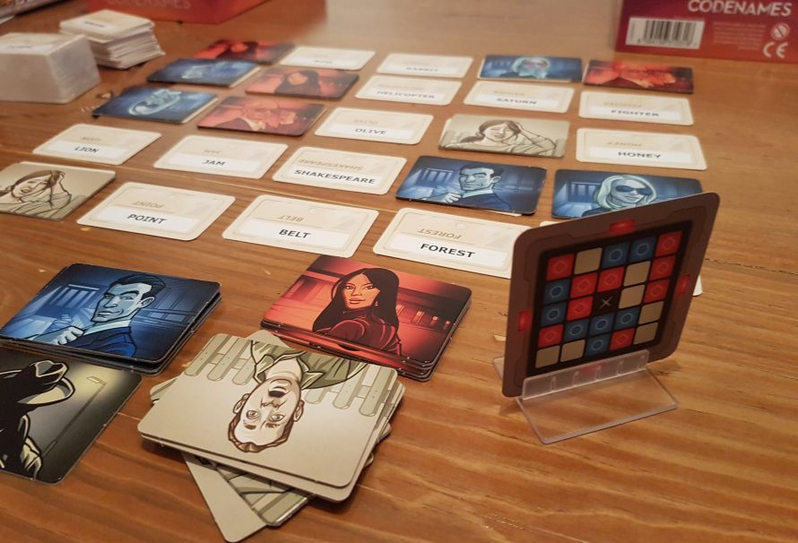 Codenames Review – Teams Make Word Association Awesome