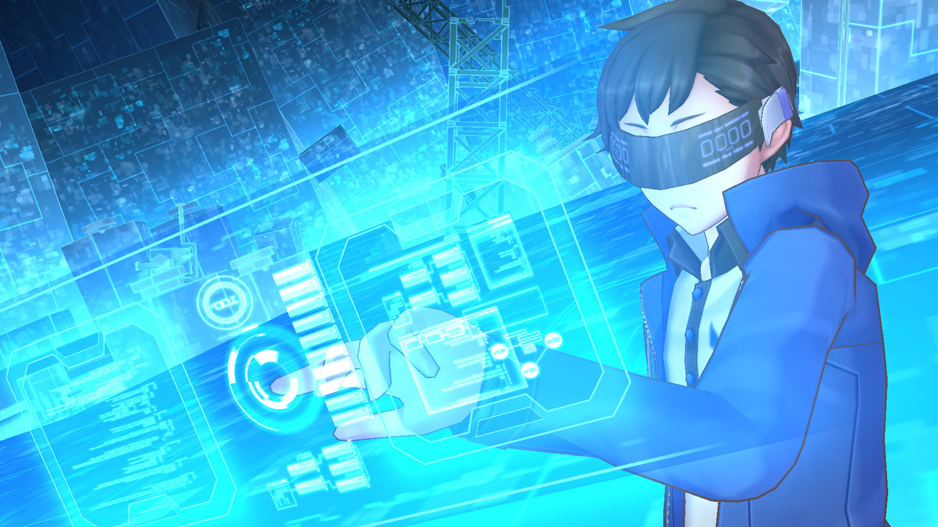 Digimon Story Cyber Sleuth Hacker S Memory Announced For Ps4 And Ps