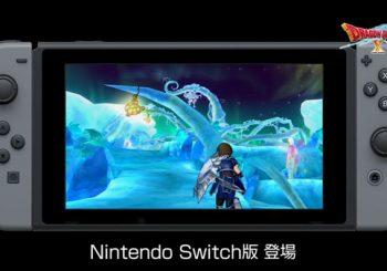 Dragon Quest X coming to Switch this Fall in Japan