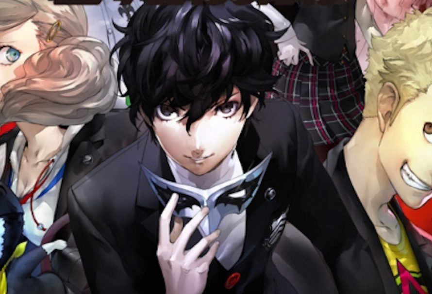 Persona 5 Debuts At Number One In The UK