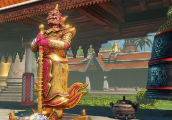 Capcom Releasing New Thailand Stage And School Uniforms To Street Fighter V