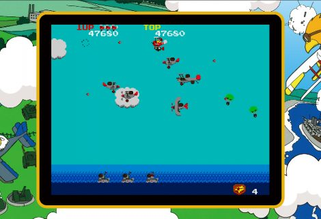 Namco Museum Heads To The Nintendo Switch This Summer
