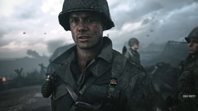 Here's The First Look Trailer At Call of Duty: WWII From Sledeghammer Games