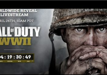 Call of Duty: WWII Worldwide Reveal To Start From Next Week