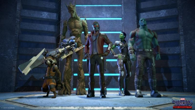 Guardians of the Galaxy Video Game Episode 1 Trailer