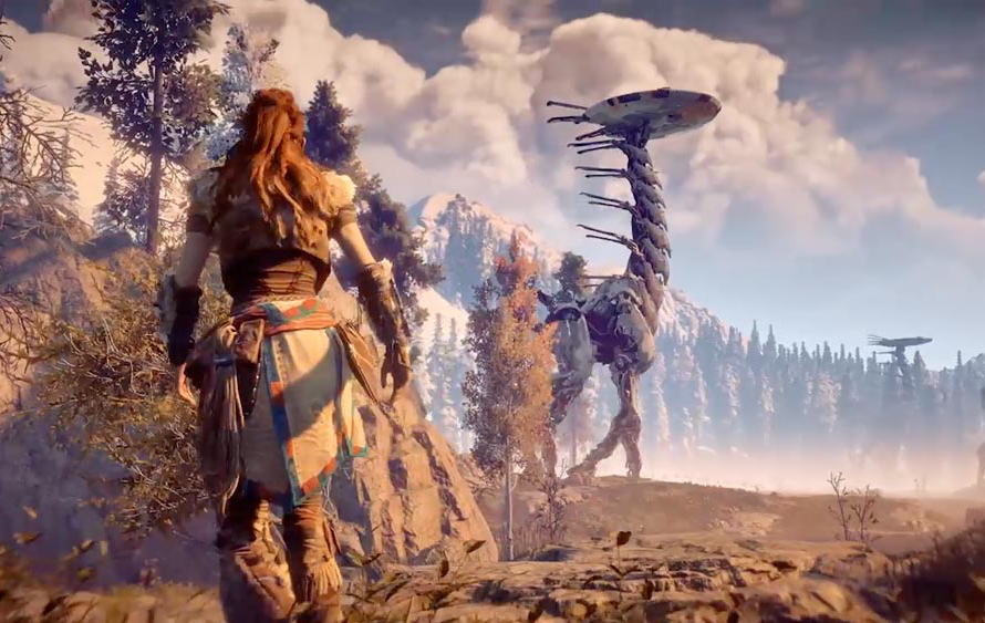 Horizon: Zero Dawn Returns To Number 1 In The UK Game Charts