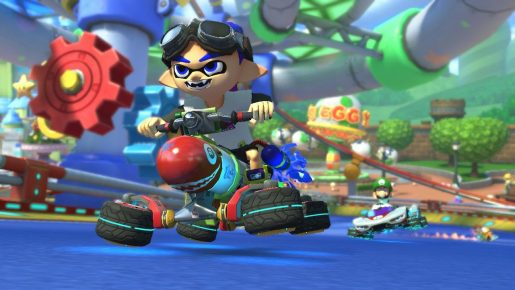 Young Stroke Victim Can Play Mario Kart 8 Thanks to Smart Steering