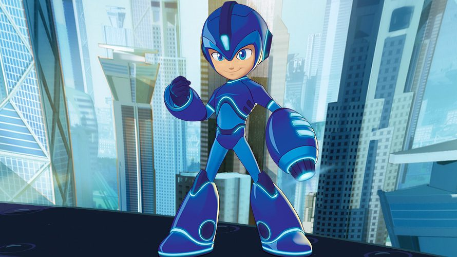 A New Mega Man Cartoon Is Heading To Cartoon Network