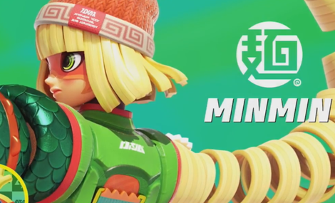 New Fighter and Release Date Revealed for Arms