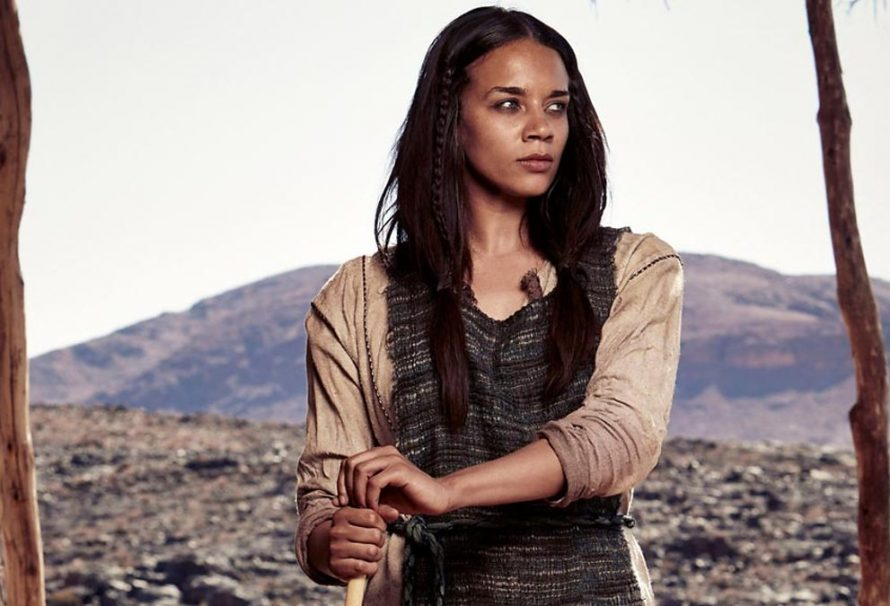Hannah John Kamen Has Been Cast In The 2018 Tomb Raider Movie