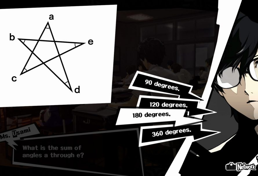 Persona 5 Guide – Answers to All Exam and Classroom Questions