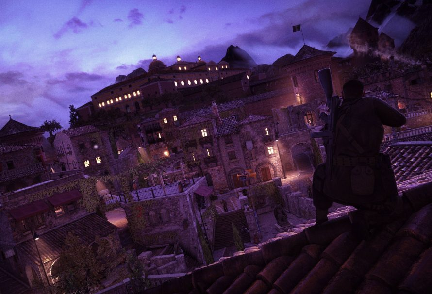 """Part 2 Of Sniper Elite 4's New """"Deathstorm"""" Campaign Out Now"""