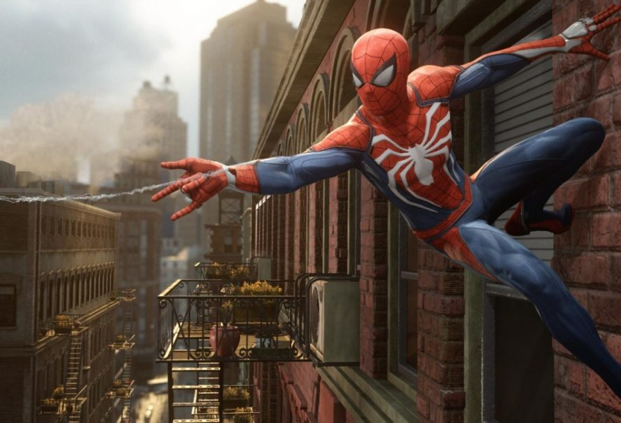 Spider-Man PS4 To Feature A Mature Peter Parker