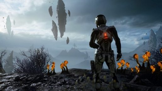 Top 10 UK Sales Chart - Mass Effect: Andromeda Is Still No.1
