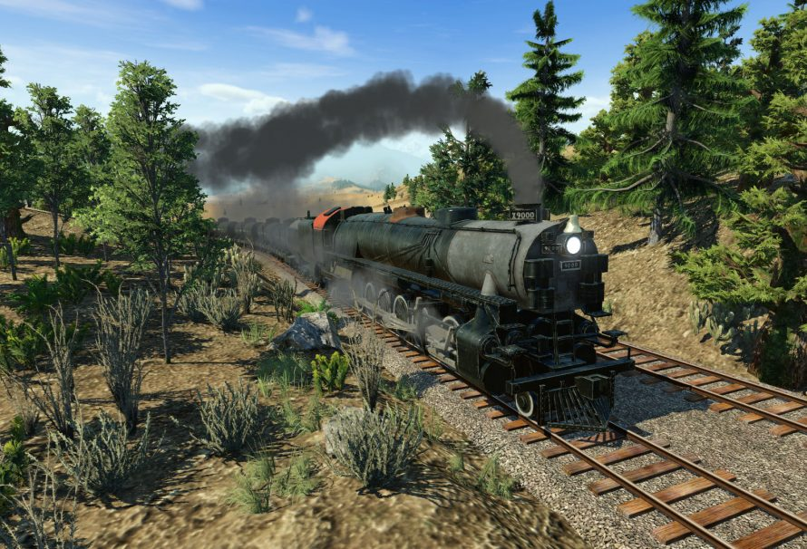 Transport Fever Gets Massive Free Update