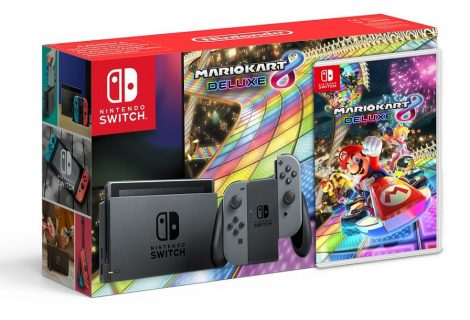 Mario Kart 8 Deluxe Switch Bundle leaked by Russian Nintendo site