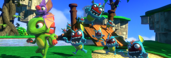Yooka-Laylee Patch Released for Consoles; Corrects Casino Pagie Glitch and More