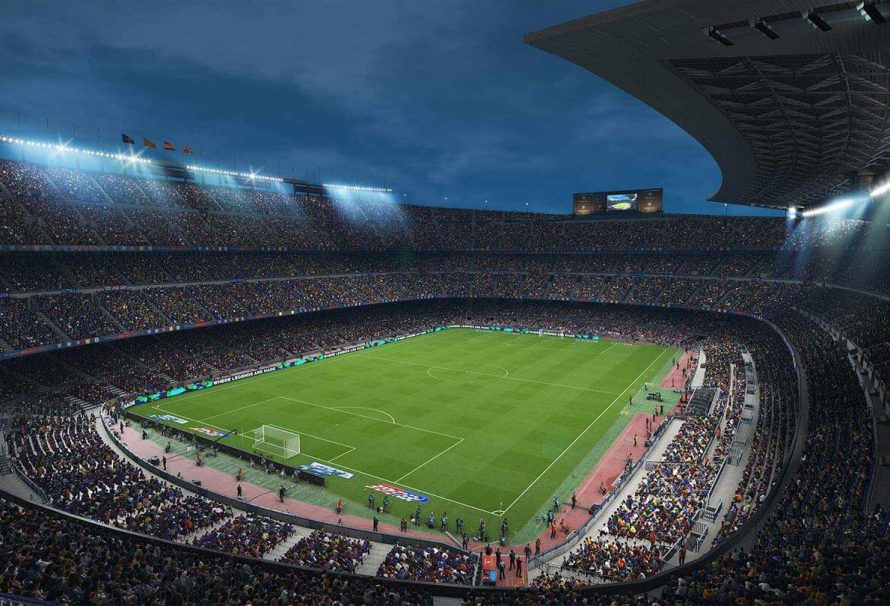 Store Listing Leaks First Details For PES 2018