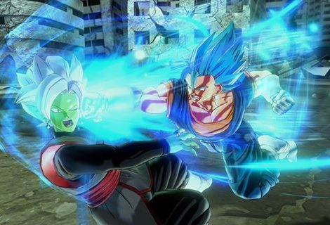 Dragon Ball Xenoverse 2 DLC Pack 4 With SSB Vegito And Merged Zamasu Is Out This June
