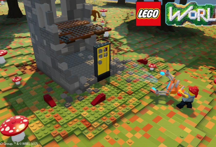 New Lego Worlds Update Patch To Finally Add Sandbox Mode Available From The Start