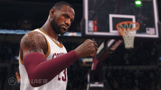 First NBA Live 18 Screenshots And Video Released
