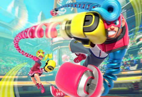 New Characters and Details Confirmed for ARMS