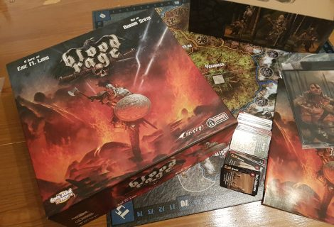 Blood Rage Review - Secured Its Place In Valhalla