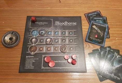 Bloodborne The Card Game Review – Backstabbing In The Chalice Dungeons