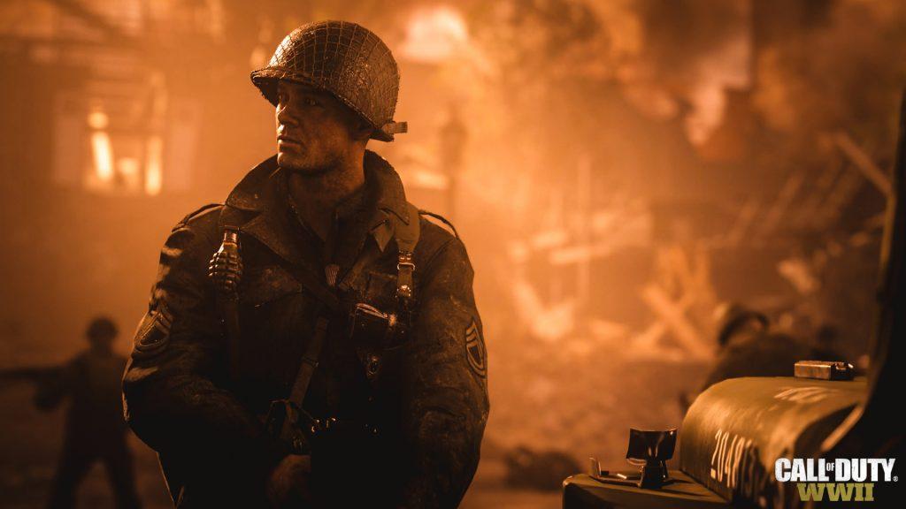 Call of Duty: WWII sdpofksdpofs