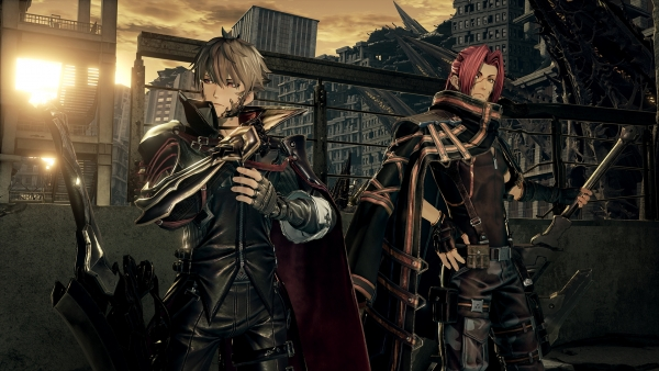 First Trailer For Code Vein Has Now Been Revealed