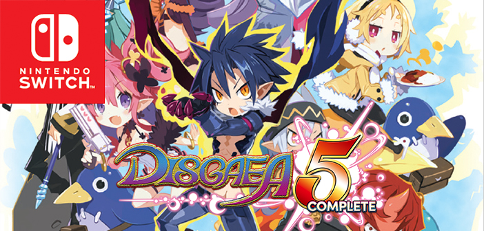Disgaea 5 Complete Ultimate Wiki Guide