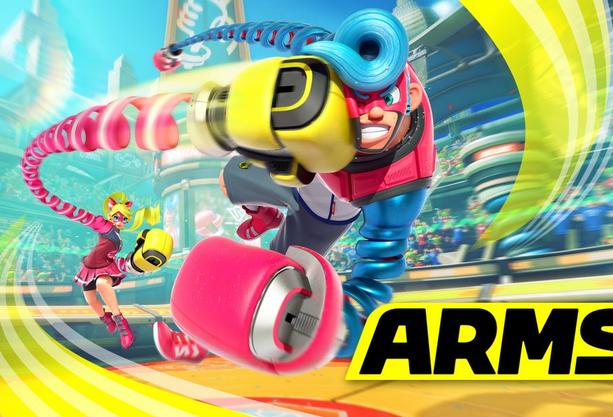 This Week's New Releases 6/12 – 6/18; ARMS and E3 Excitement