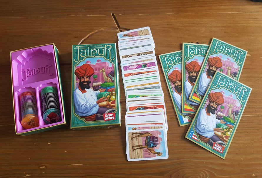 Jaipur Review – Fast, Simple & Camels!