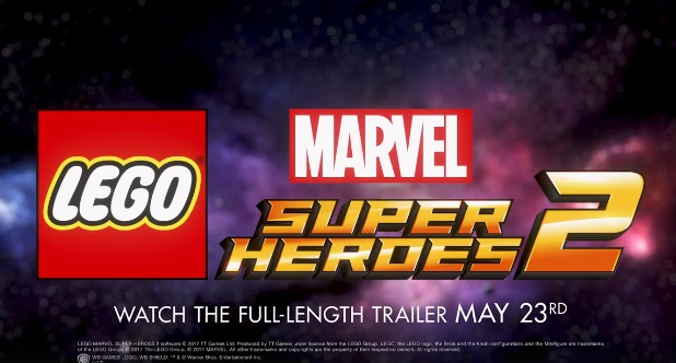 LEGO Marvel Super Heroes 2 Has Been Announced With First Teaser