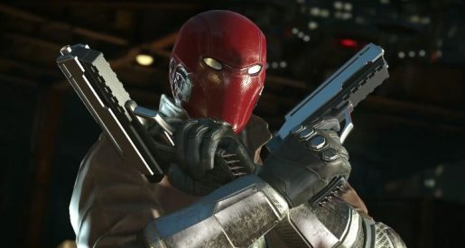 Red Hood Revealed For First Injustice 2 DLC
