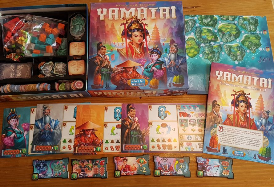 Yamatai Review – Vibrate But Complex