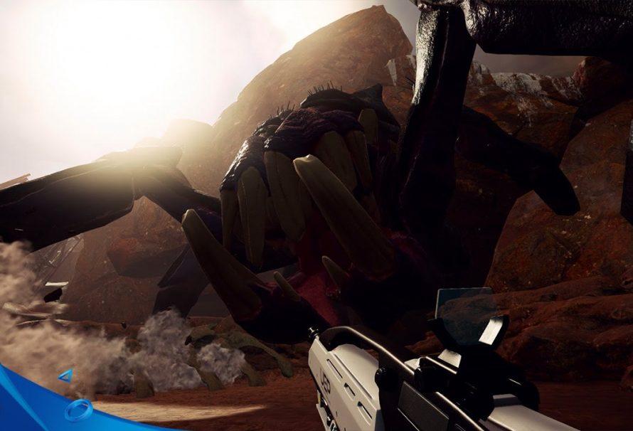 More Details Revealed About PlayStation VR's Farpoint Via ESRB Listing