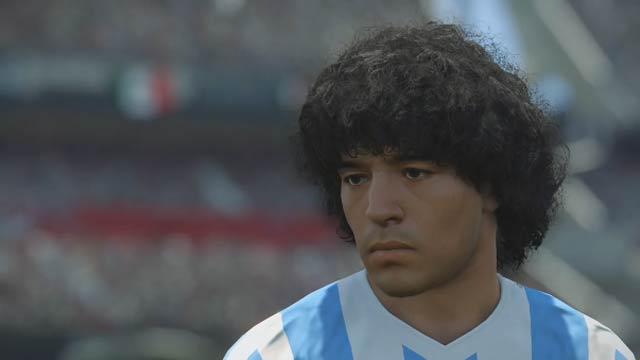 Konami Is Paying Maradona To Help Promote Future PES Video Games