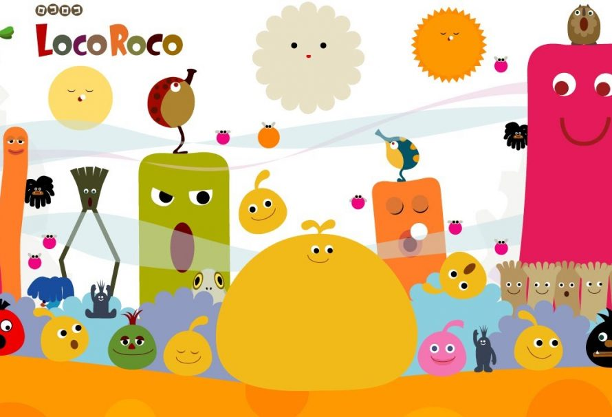 This Week's New Releases 5/8 – 5/14; LocoRoco Remastered and More