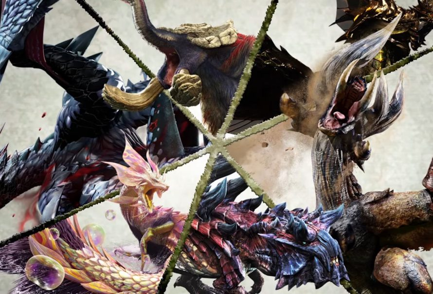 Monster Hunter XX Confirmed To Be Released For Nintendo Switch