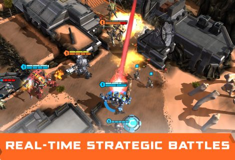 Titanfall Mobile RTS Video Game Announced
