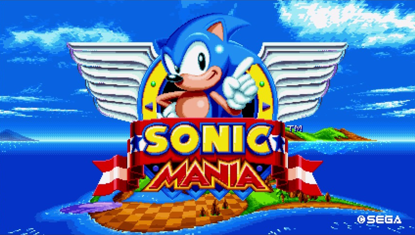 ESRB Gives Us More Details On Sonic Mania With Ratings Summary