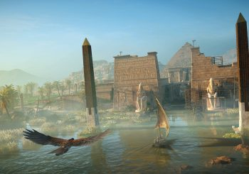 E3 2017: Assassin's Creed Origins Will Be 4K/30fps On Xbox One X And PS4 Pro