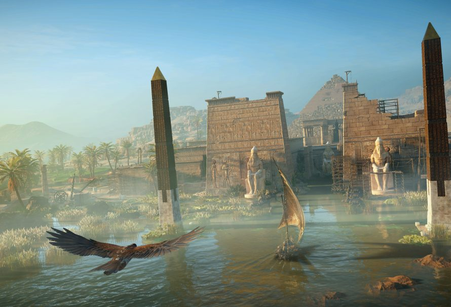 E3 2017: Assassin's Creed Origins Will Be 4K/30fps On Xbox One X And