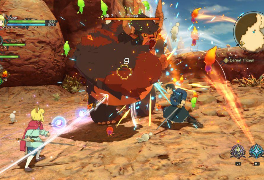 E3 2017: Ni no Kuni II is a Pretty Action RPG